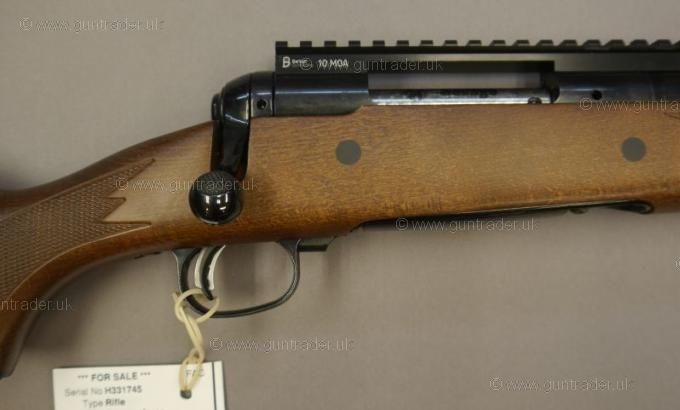 Savage Arms .308 MODEL 11 (WALNUT)