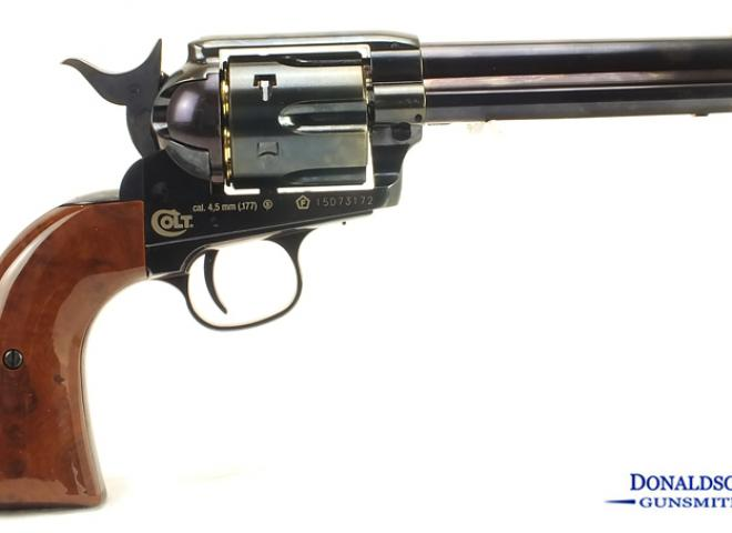 Colt .177 (BB) Peacemaker Blued
