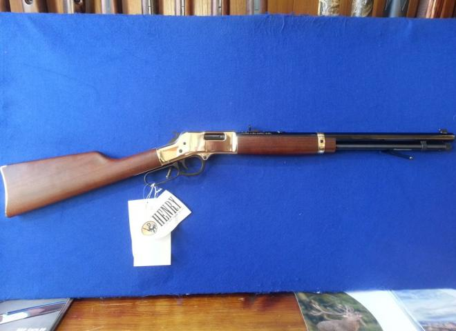 Henry Repeating Arms .45 Long Colt Big Boy