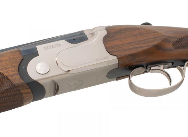 Beretta 12 gauge 692 Trap