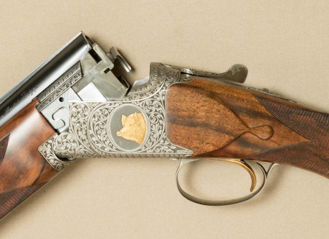 Browning 12 gauge B25 Special Presentation (GAME/SPORT)
