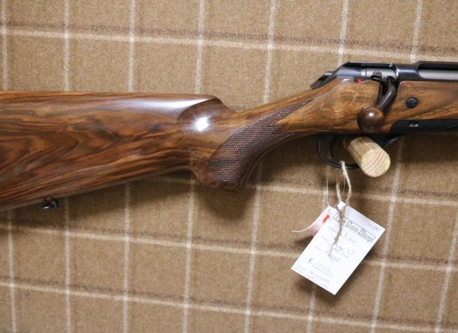 Haenel .243 Jaeger 10 Timber Lux