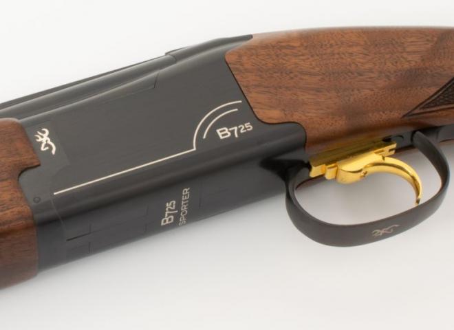 Browning 12 gauge B725 Sporter II Black