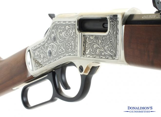 Henry Repeating Arms .38/.357 Magnum Big Boy Deluxe Engraved