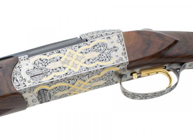 Krieghoff 20 gauge K80 (GOLD RIBBON)