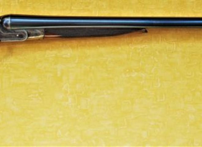 Linsley Bros 12 gauge