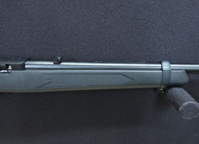 """Ruger .22 LR 10/22 Synthetic Blued (Screw Cut 1/2""""UNF)"""