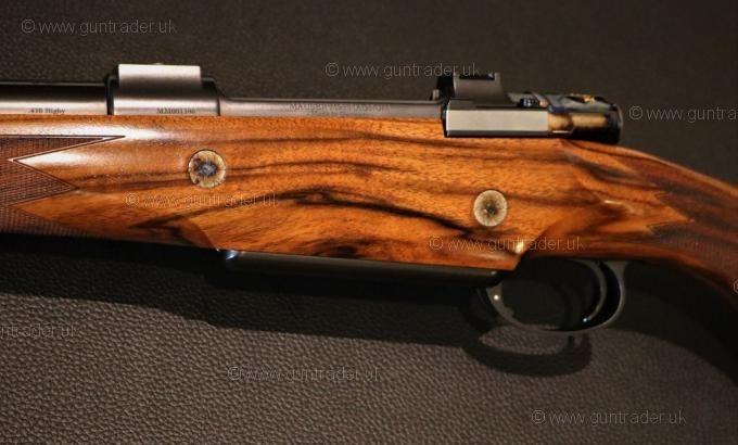 Mauser .416 Rigby M98