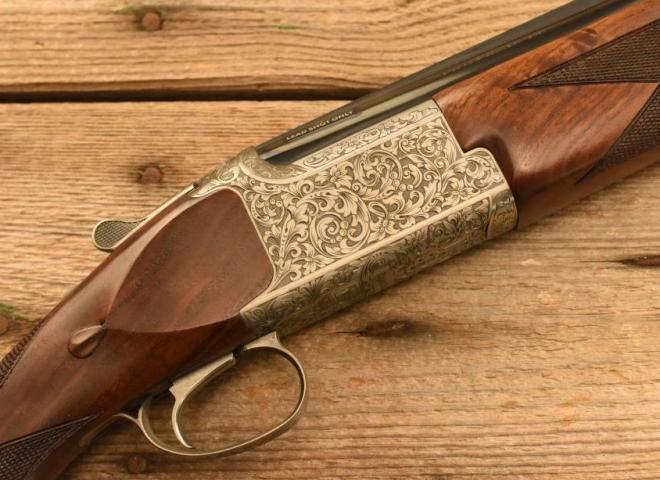 Miroku 12 gauge MK 60 English Field