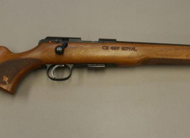 CZ .22 LR 457 Royal