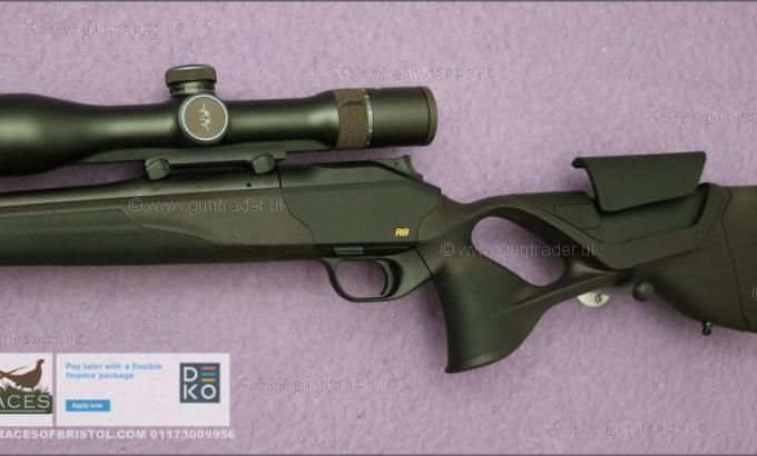 Blaser .308 R8 Ultimate Adjustable