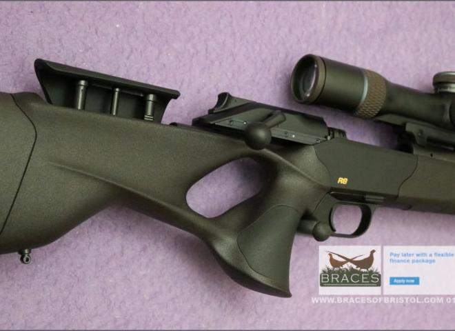 Blaser 9.3x62 R8 Ultimate Adjustable