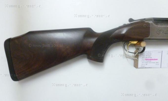 Browning 12 gauge B525 Liberty Steel