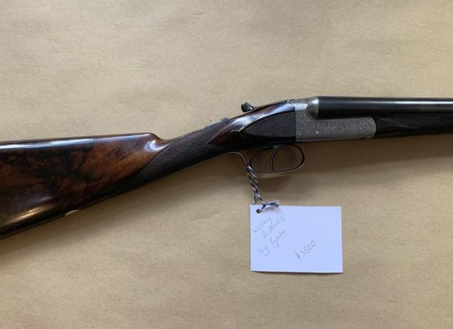 Westley Richards 16 gauge