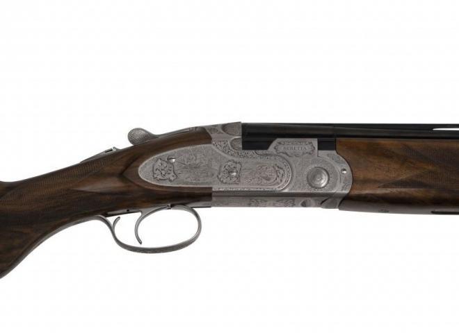Beretta 12 gauge 687 EELL Classic