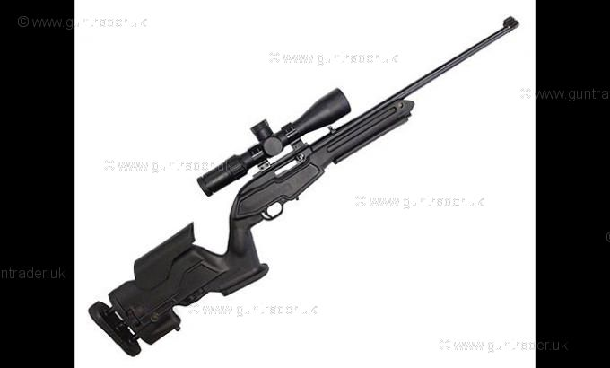 Ruger .22 LR 10/22 Synthetic Blued