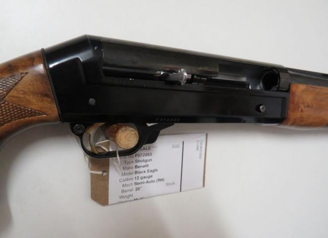 Benelli 12 gauge Black Eagle