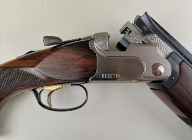Beretta 12 gauge DT10 Trap
