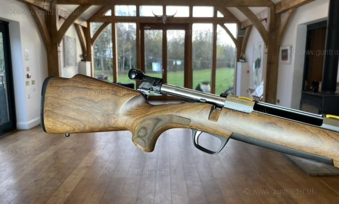 Browning .30-06 X Bolt Hunter II Monte Carlo