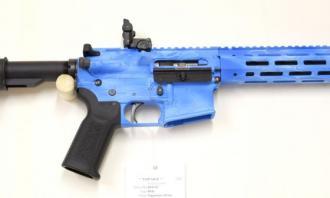 Tippmann Arms .22 LR Elite-S (BLUE KRYPTECH) - Image 1
