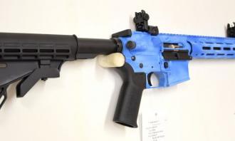 Tippmann Arms .22 LR Elite-S (BLUE KRYPTECH) - Image 2