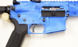Tippmann Arms .22 LR Elite-S (BLUE KRYPTECH) - Image 3
