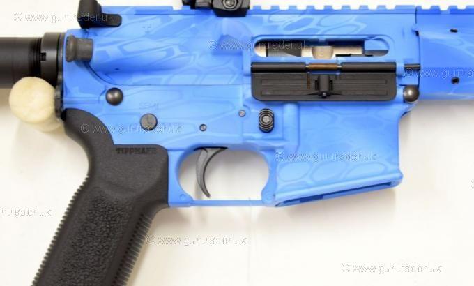 Tippmann Arms .22 LR Elite-S (BLUE KRYPTECH)