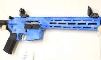 Tippmann Arms .22 LR Elite-S (BLUE KRYPTECH) - Image 4