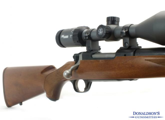 Ruger .243 M77 Mk II Outfit (Brand new condition)