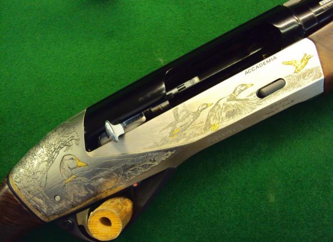 Benelli 12 gauge Accademia Ltd Edition