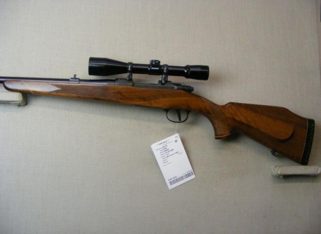 BRNO .243 CZ 601 ZKK