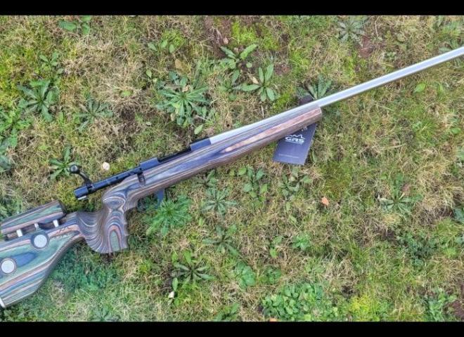 Howa .308 1500 Custom (Target Rifle)