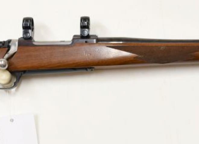 Ruger .243 M77 Mk II (WALNUT)