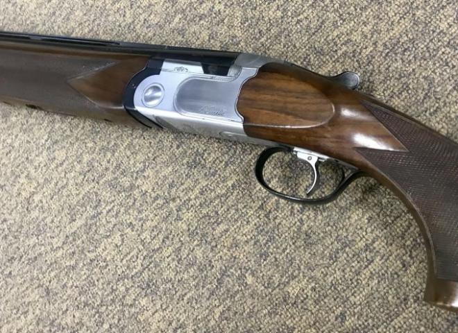 Beretta 12 gauge 682 (Trap)