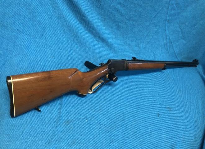 Marlin .22 LR Original Golden 39A