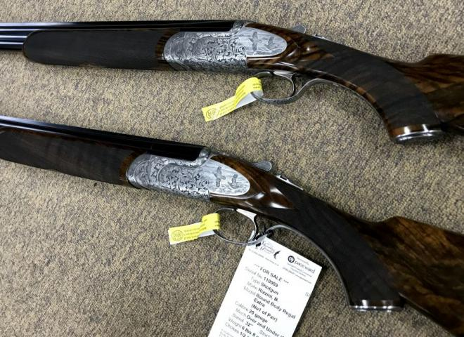 Rizzini, B. 20 gauge Round Body Regal Extra ((No1 of Pair))