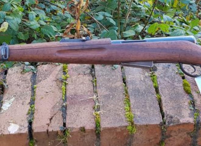 Schmidt Rubin 7.5x55 K11 Carbine