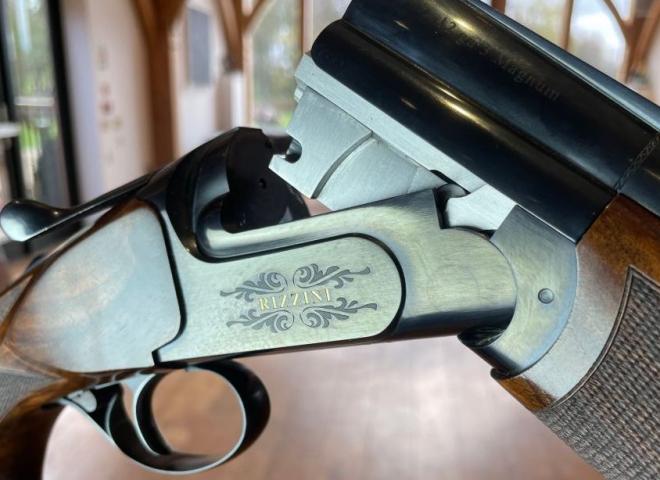 Rizzini 12 gauge BR460