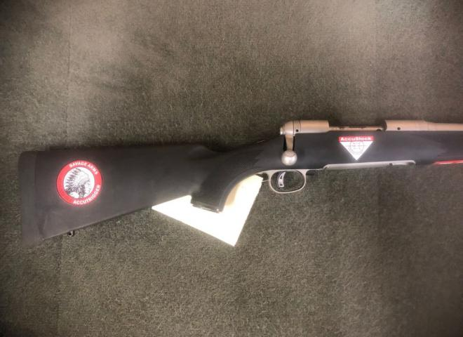 Savage Arms .308 MODEL 16