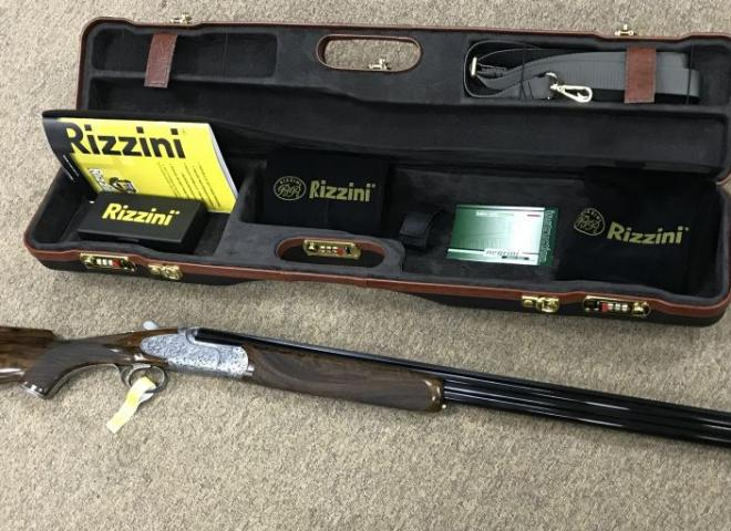 Rizzini, B. 28 gauge Round Body Regal Deluxe (Game)
