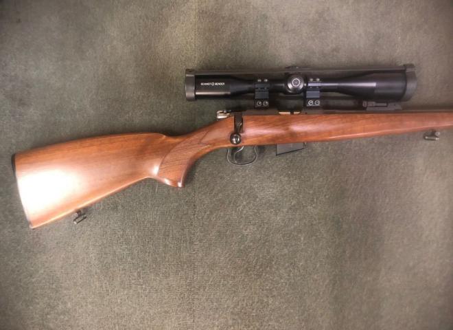 CZ .22 Magnum 452
