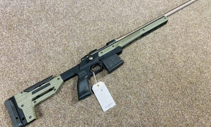 Remington .308 700 XCR CUSTOM