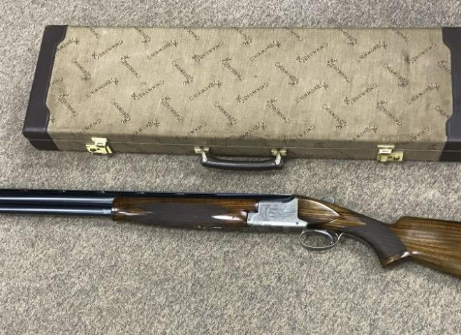 Browning 12 gauge B25 B2