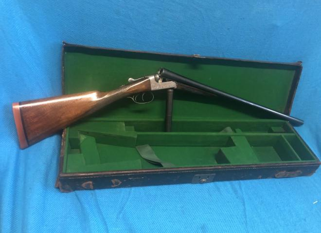 Tolley, J. & W. 12 gauge
