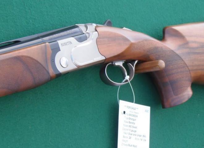 Beretta 12 gauge 692 Skeet