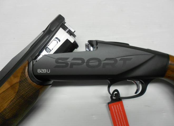 Benelli 12 gauge 828U Black Sport