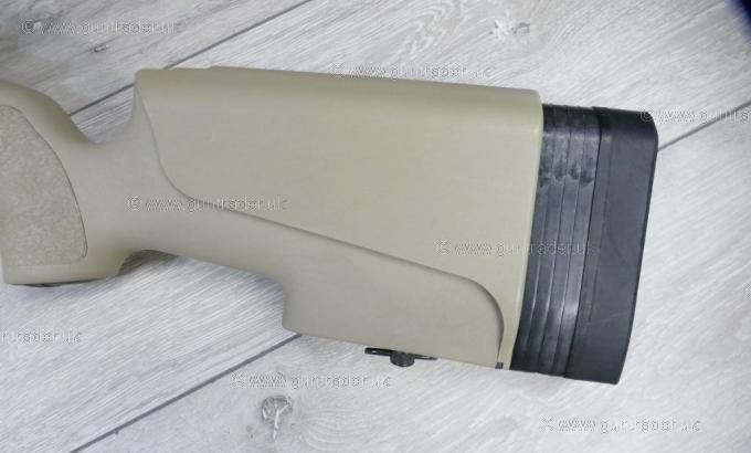 Remington 6.5mm Creedmoor 700  Mcmillan