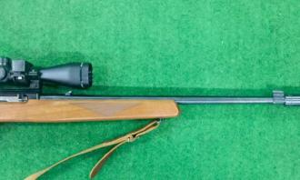 Ruger .22 LR 10/22 Delux Walnut Blued - Image 2