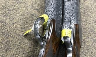 Rizzini, B. 20 gauge Round Body Regal Extra ((Pair)) - Image 5