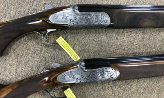 Rizzini, B. 20 gauge Round Body Regal Extra ((Pair)) - Image 2